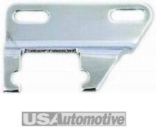 Alternator Bracket, Steel, Chrome, Header Mount, S9254
