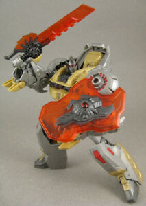 Transformers Fall of Cybertron GRIMLOCK Complete Voyager Foc Generations