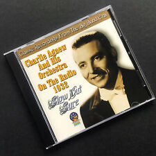 New ListingCharlie Agnew and His Orchestra Cd - Big Band Jazz - England Import