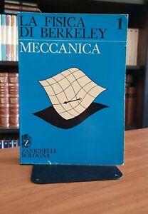 Zanichelli∎Fisica di Berkeley 1➔ MECCANICA 〈matematica┃razionale┃cinematica〉