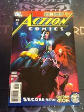 Action Comics #879 (Sep 2009, DC) VF 8.0 World Without (6151