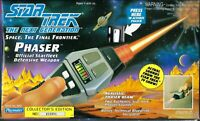 Playmates Star Trek TNG Phaser - 1992 - Vintage - Free USPS Priority Shipping!