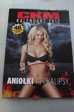 CKM KALENDARZ 2012 - Calendar 2012 POLISH EDITION