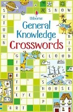 USBORNE CROSSWORD PUZZLE BOOK General Knowledge BRAND NEW Ebay BEST PRICE