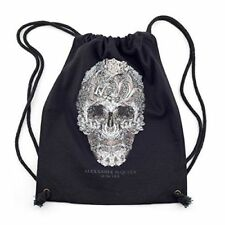 Alexander McQueen Exhibition @ The V&A London Limited Edition Drawstring Bag NWT