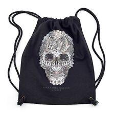 Alexander McQueen Exhibition Savage Beauty V&A London Ltd Edition Drawstring Bag