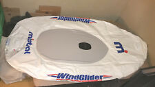 HULL for MISTRAL WINDGLIDER inflatable windsurfing craft North Sails