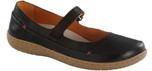 BIRKENSTOCK SHOES IONA-L DARK BROWN LEATHER WOMAN WOMEN'S IONA-W MARY JANES