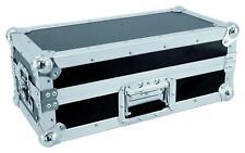 DJ PA Profi Mixer Case 4 HE schwarz Mixer Controller Alu 19 Zoll Flightcase