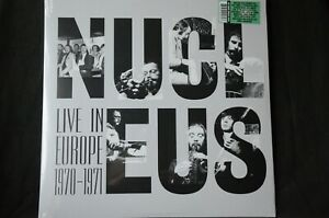 """Nucleus Ian Carr Live In Europe '70-'71 Audiophile 180g 12"""" vinyl LP New/Sealed"""