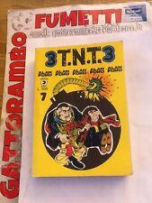 Alan Ford Raccolta 3 T.n.t. N.7  - Ed.corno Ottimo