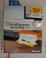 Microsoft Office Small Business Accounting 2006