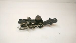 Vintage American Flyer HO Train P10021 Steam Locomotive Replacement Chassis