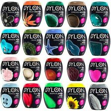 DYLON Washing Machine Clothes Fabric Dye Pod All Colours