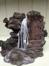 Fairy Fairies Rock Waterfall  Miniature World Vivid Arts FREE FAIRY (NORM £4.99