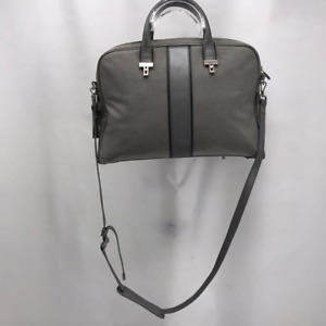 Tumi Grey Briefcase