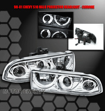 98-04 CHEVY BLAZER S10 TRUCK HALO PROJECTOR HEADLIGHTS