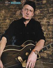 Killing Joke band Geordie Walker 50's Gibson ES-295 guitar 8 x 11 pin-up photo