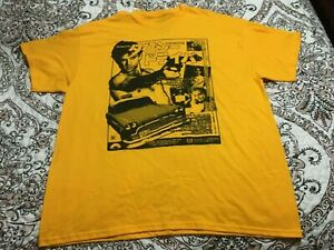 Rucking Fotten Taxi Driver Shirt XL