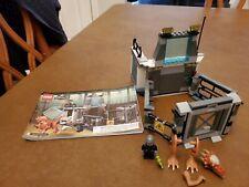 Lego 75927 - Jurassic World - Stygimoloch Breakout - Not Complete