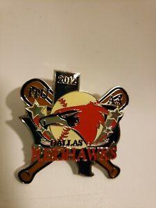 Dallas Redhawks Baseball Team 2012 11-U AA Sport Club Single Post Pin