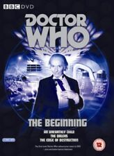 NEW Doctor Who - The Beginning Boxset DVD