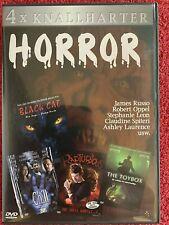4 DVD-Box - Knallharter Horror - DVD