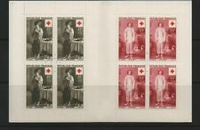France Stamp 1956  Red Cross Booklet  Unmounted Mint MNH
