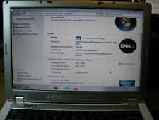 Dell Inspiron 700m 12'' 1.86GHz/2GB/80G/Windows 7 Pro/ Microoft Office 2003 Pro