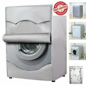 Durable-Washing-Machine-Cover-Waterproof-Dust-proof-For-Front-Load-Washer/Dryer