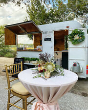 Horse Trailer Mobile Bar Cocktail Caravan Food Truck