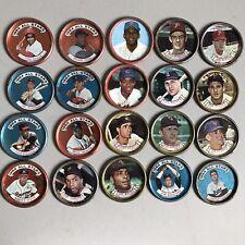 New ListingVintage Salada Tea Junket Baseball Coin Lot '62-'64 Made In Usa