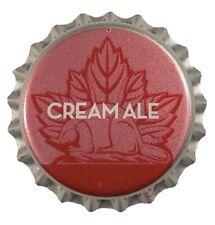 100 Pink Red Sleeman Cream Ale Beer Bottle Caps (MINT NO DEFECTS)