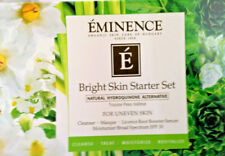 Eminence Bright Skin Starter Set Includes 4 Products   NEW~ FREE SHIP