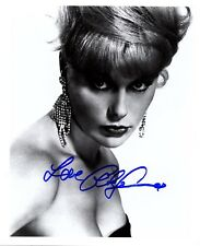 ELKE SOMMER AUTOGRAPHED HAND SIGNED  8x10 PHOTO GERMAN ACTRESS SEX SYMBOL w/COA