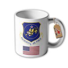 Tasse Fourteenth Air Force USA Amerika 14 US Luftflotte Abzeichen Burma #32444