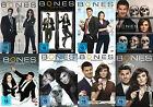 BONES - saison complète Relais 1+2+3+4+5+6+7+8 NOUVEAU OVP 45 DVD Chasseuse d'os