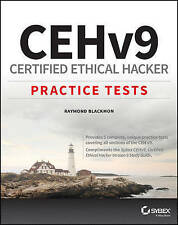 CEH v9: Certified Ethical Hacker Version 9 Practice Tests by Raymond Blockmon