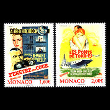Monaco 2016 - Grace Kelly Movies Cinema Art Royalty - MNH