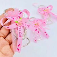 12pcs Baby Shower Favors Party Decoration Its A Baby Girl Baby Shower Keepsake
