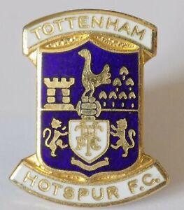 Spurs - Tottenham Hotspur Football Club Enamel Lapel Badge.