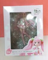 Sakura Miku TAITO kuji 2020 Cherry Blossom Figure Hatsune B Prize Vocaloid FedEx