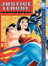 Justice League: Season 1 (DC Comics Classic Collection), Maria Canals, Carl Lumb