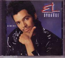 EL DeBARGE Gemini 1989 Oop & Rare USA Motown CD 80s Funk R&B