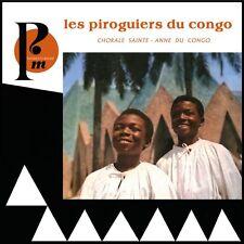 CD Les Piroguiers du Congo - Chorale Sainte-Anne du Congo
