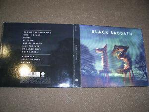 Black Sabbath 13 2 CD Digipak von 2013