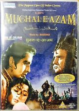 Mughal E Azam Color - Dilip Kumar, Madhubala - Hindi Movie DVD Region Free Subti