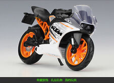 Maisto 1:18 KTM RC 390 Motorcycle Model Collection Birthday Gift