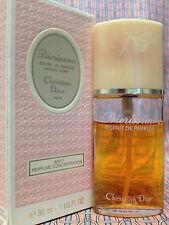Vintage RARE 80s Diorissimo 1 oz 30 ml ESPRIT PARFUM Christian Dior OLD FORMULA