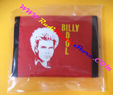 PORTAFOGLIO Wallet BILLY IDOL ROSSO RED 10x14 cm no cd dvd lp mc vhs live